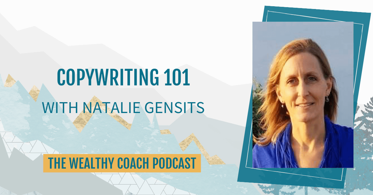 Copywriting 101 with Natalie Gensits