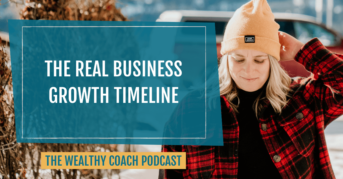 The Real Business Growth Timeline