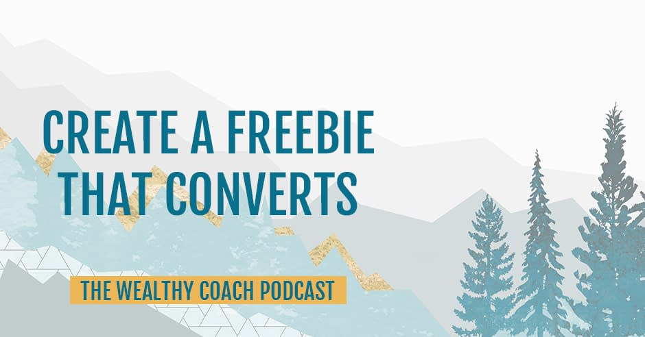 TWCK 50 | High-Converting Freebie