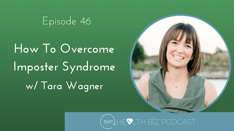 How To Overcome Imposter Syndrome (For Health Coaches)