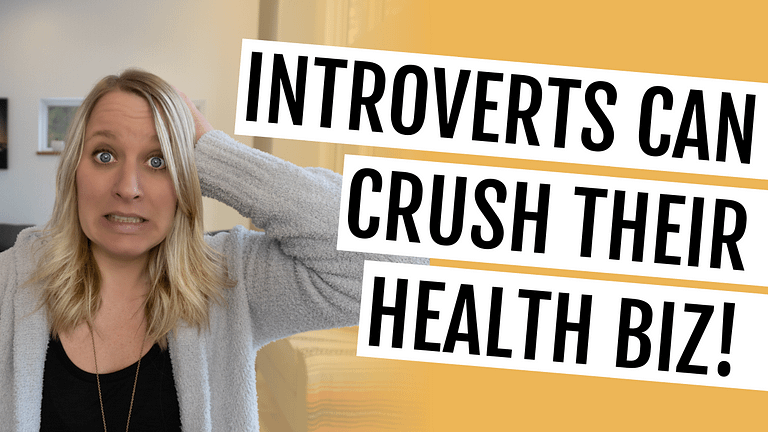 How to be a successful as an introvert