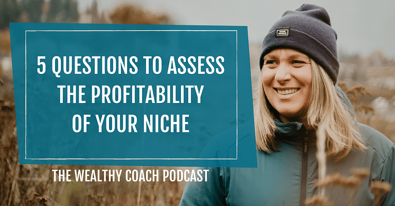 Assess the Profitability of Your Niche
