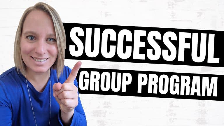 Start a Group Program as a Holistic Nutrition Coach