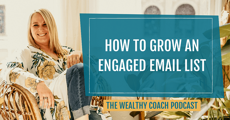How to grow an engaged email list