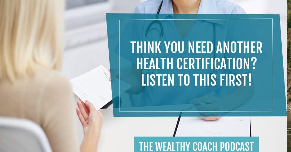 TWCK 32 | Health Certification