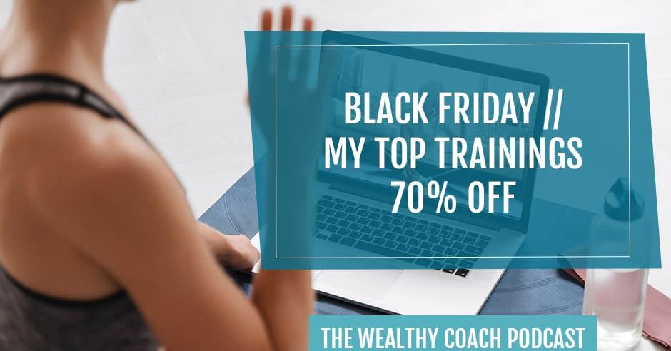 TWCK Black Friday | Black Friday Training
