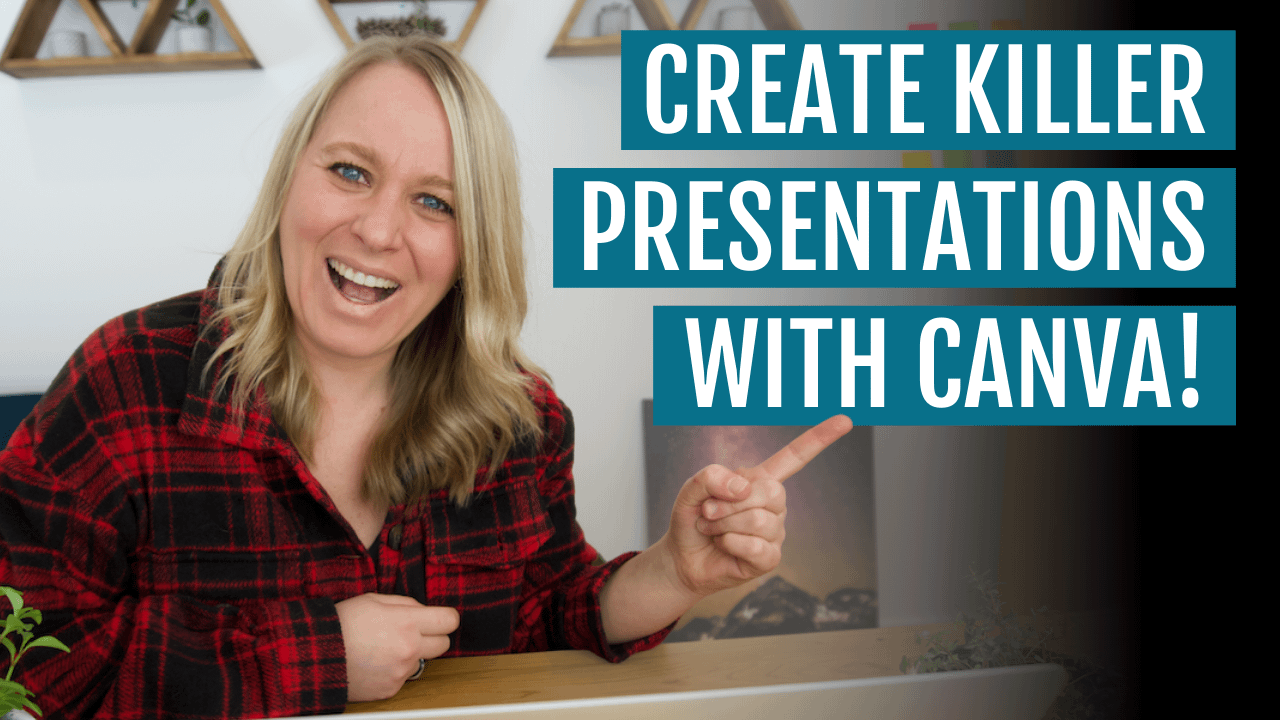 Create a Presentation in Canva and Deliver it With Ease