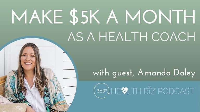 make $5k a month